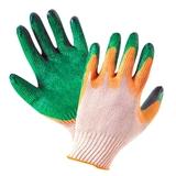 Перчатки с двойным обливом (латекс)